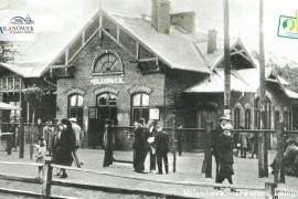 1. Stacja Kolei Warszawsko-Wiedeńskiej, ul. Warszawska 32