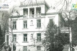 """14. Willa """"Wandzin"""" ul. Kościuszki 45"""