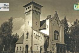 18. Kościół pw. św. Jadwigi Śląskiej z plebanią ul. Kościuszki 41
