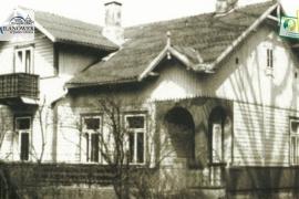 """23. Willa """"Banczewianka"""" ul. Zaciszna 10"""